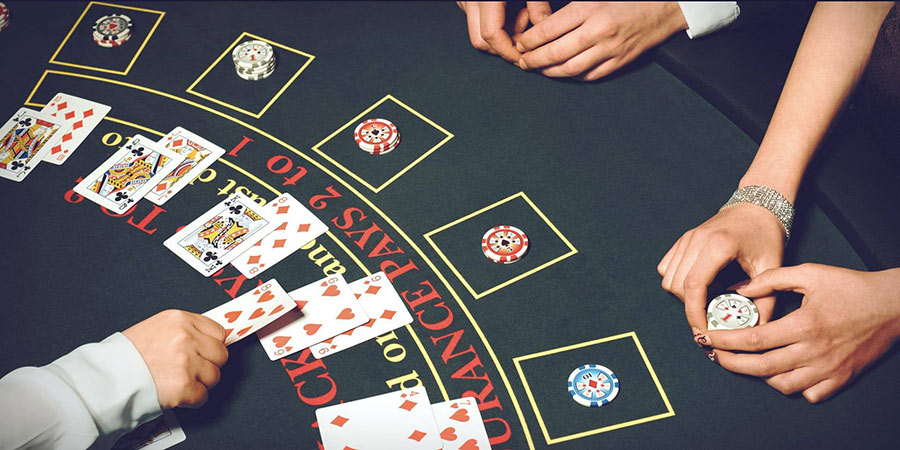 Play Blackjack Game